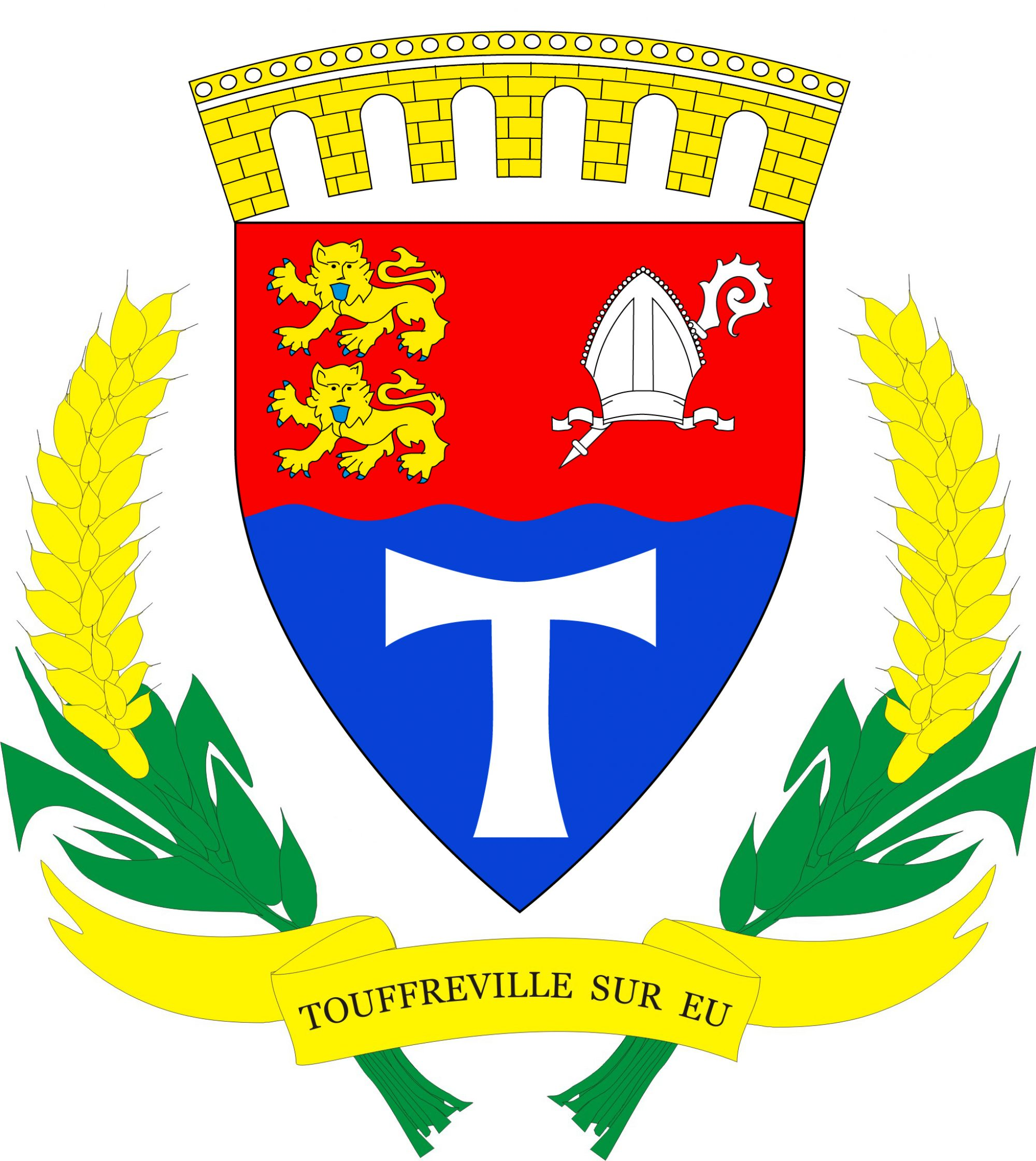 Mairie de TOUFFREVILLE SUR EU