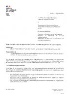 2021-07-20 Circulaire aux maires passe sanitaire